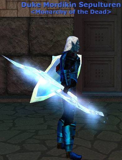 Staff of Frozen Flame :: Items :: EverQuest :: ZAM
