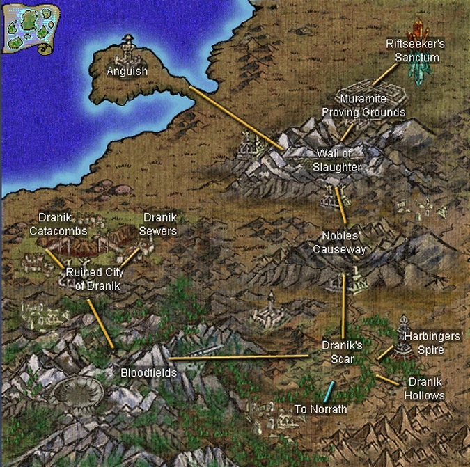 EverQuest: Omens of War for PC - GameFAQs