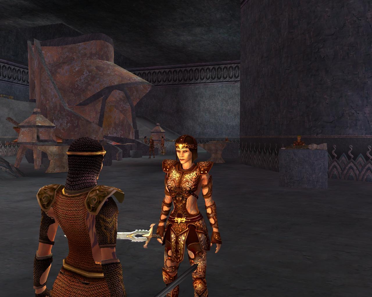 TSS Screenshots: The Female Drakkin :: EverQuest :: ZAM