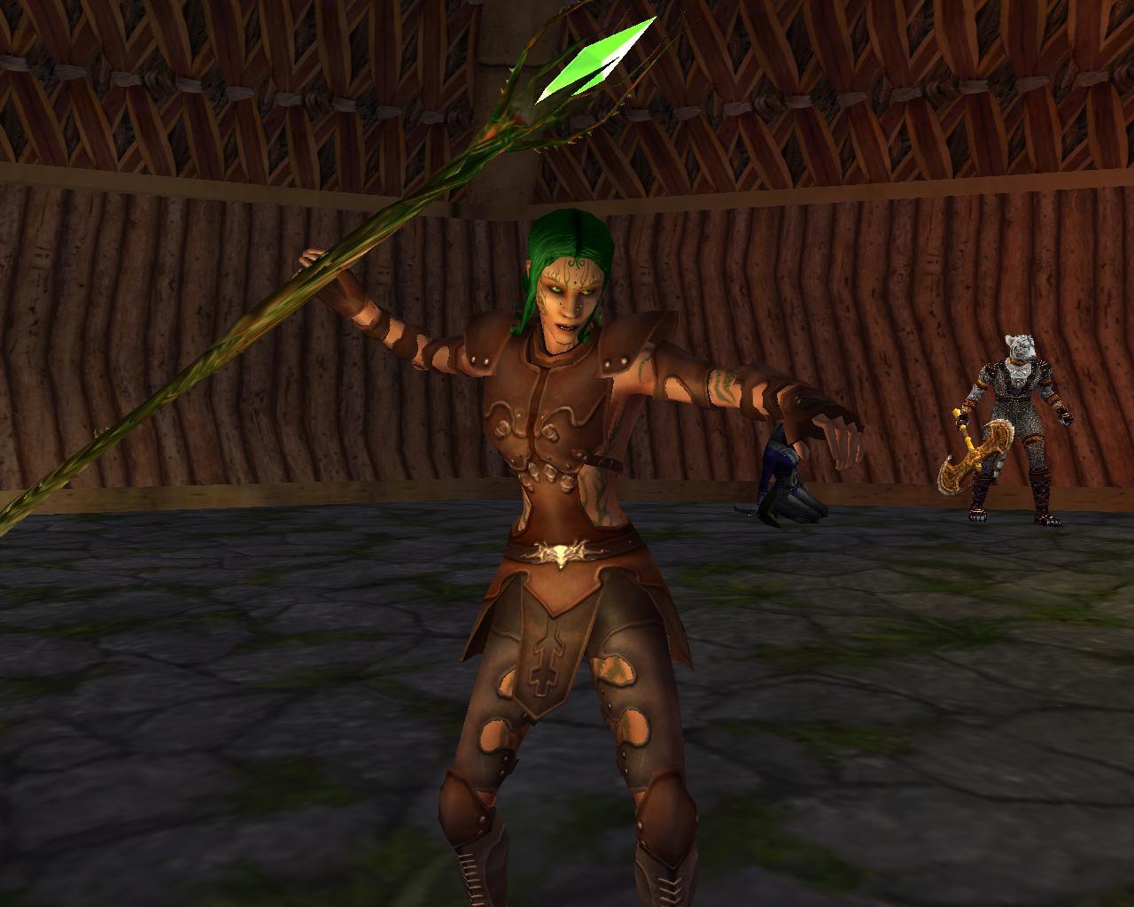 Tss Screenshots The Female Drakkin Everquest Zam