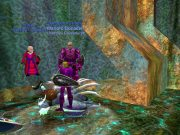 The guild leaders promised to go pink for month if Draygun and Sendaii were defeated in the same night. Screenshot by Shadowsoldier