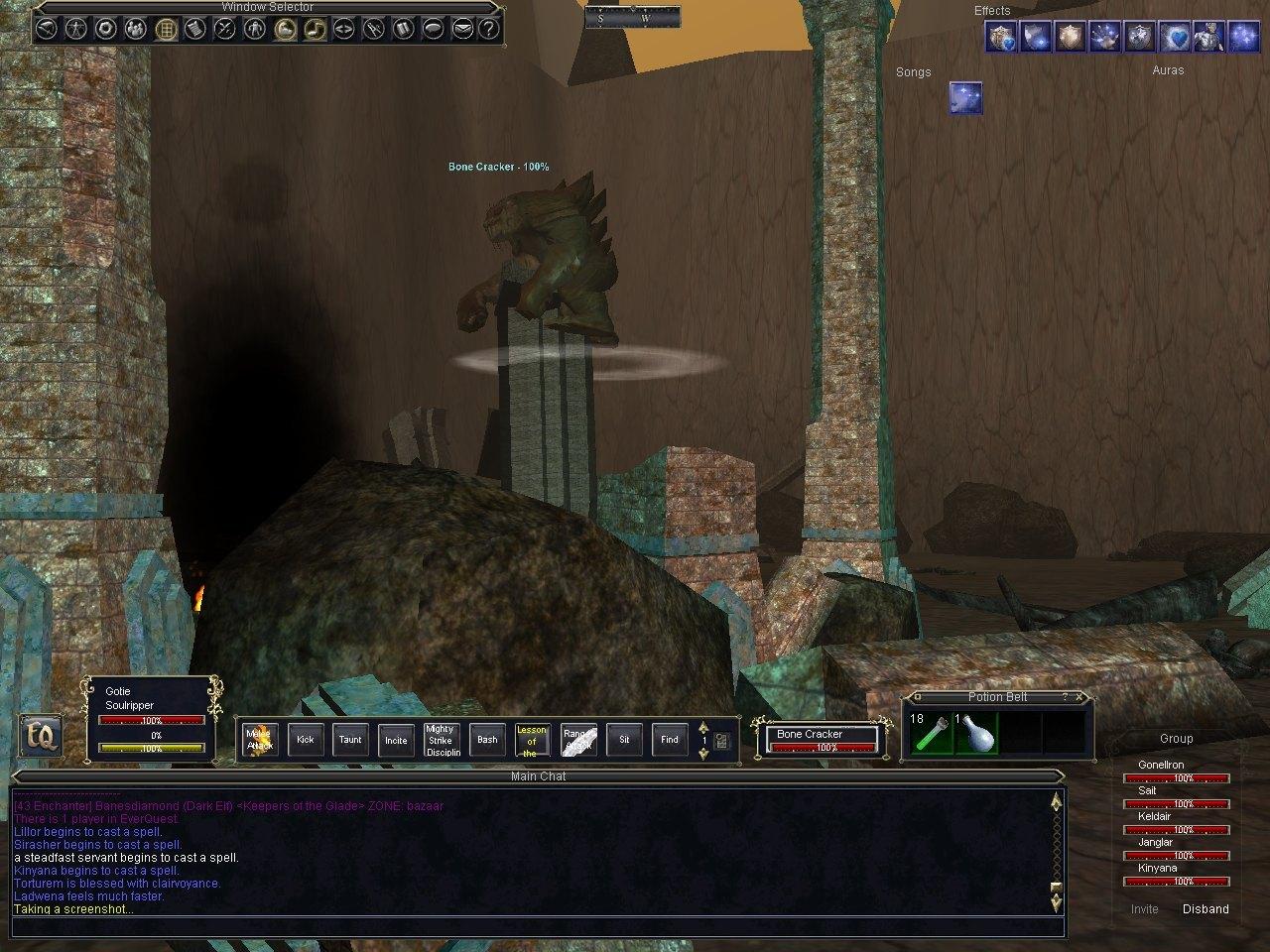 EverQuest (progression servers launch)