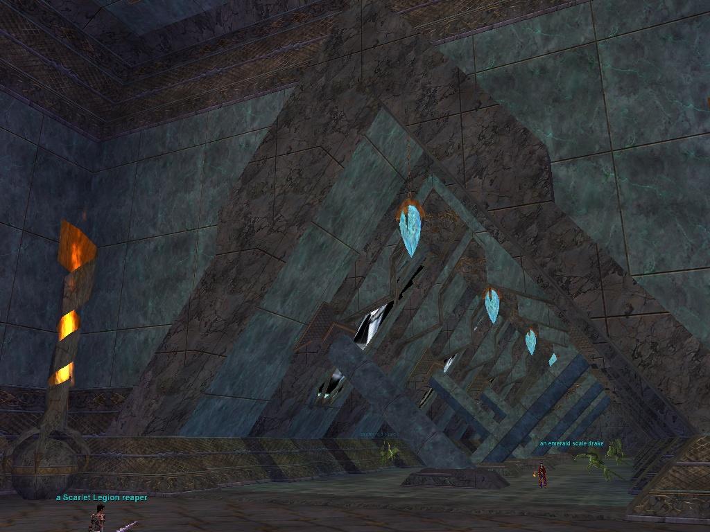 Ashengate, Reliquary of the Scale :: Zones :: EverQuest :: ZAM