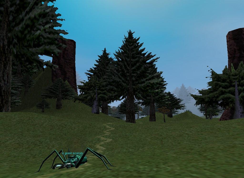Butcherblock Mountains :: Zones :: EverQuest :: ZAM