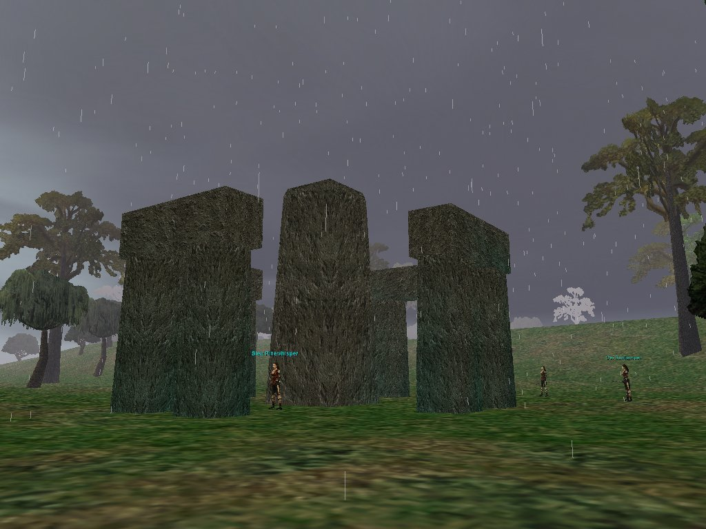 Image of: West Commonlands Zones Everquest Zam