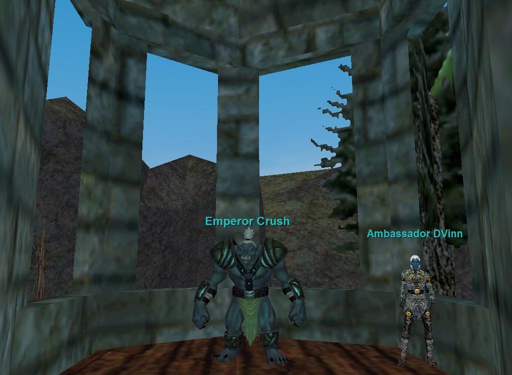 Crushbone :: Zones :: EverQuest :: ZAM