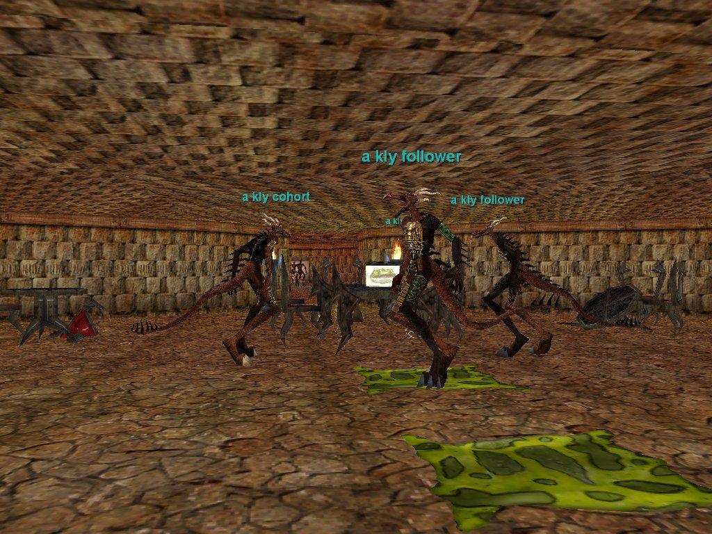 Crypt of Dalnir :: Zones :: EverQuest :: ZAM