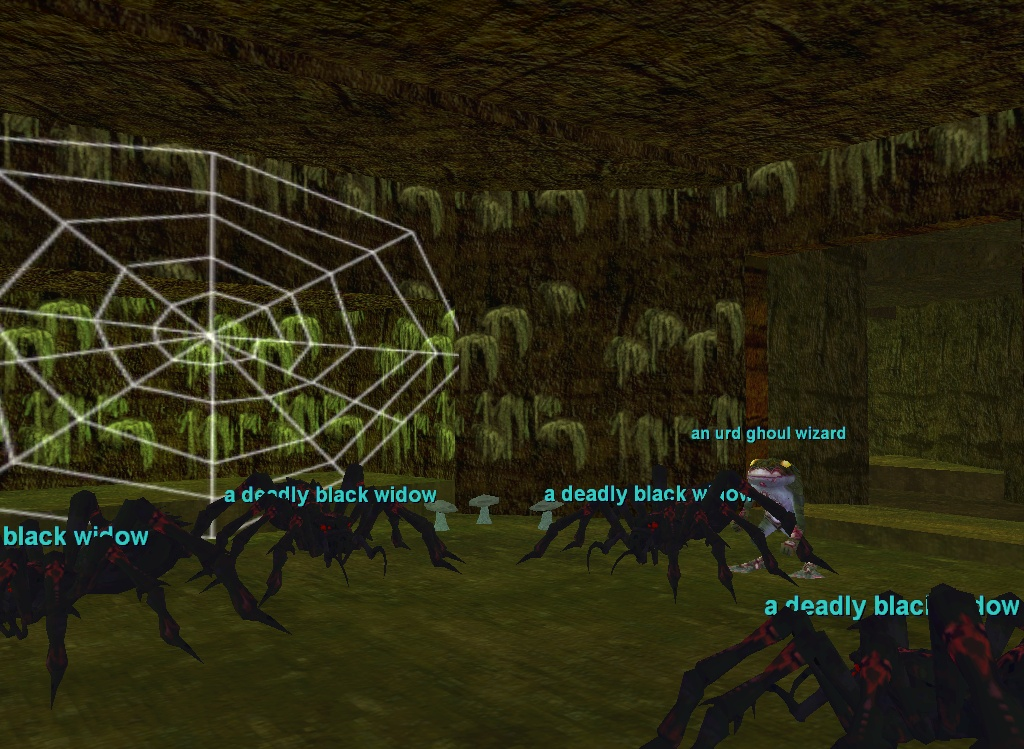 lower guk zones everquest zam
