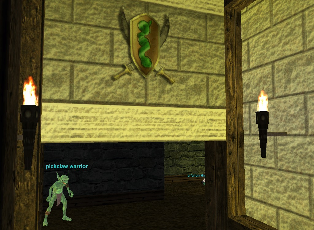 everquest how to get to your basement