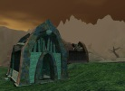 A Ruined Dragorn House