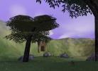 Troglodyte Tribe Near Maiden's Eye