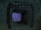 Entering Big Bynn's Cave