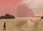 The Scarlet Desert