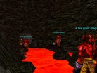 Entering the Lava Giant Fortress