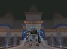 Guarding the Palace Entrance