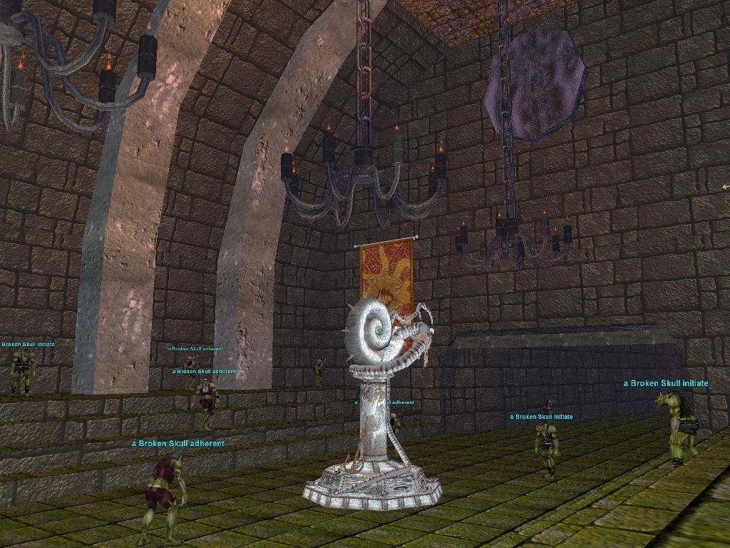 Crypt of Nadox :: Zones :: EverQuest :: ZAM