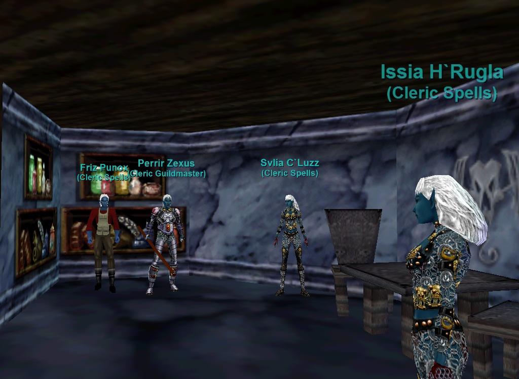 Neriak Third Gate :: Zones :: EverQuest :: ZAM