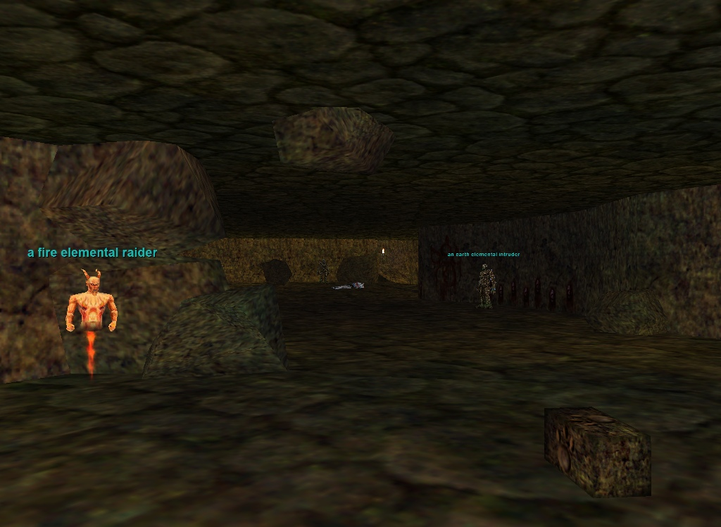 Infected Paw :: Zones :: EverQuest :: ZAM