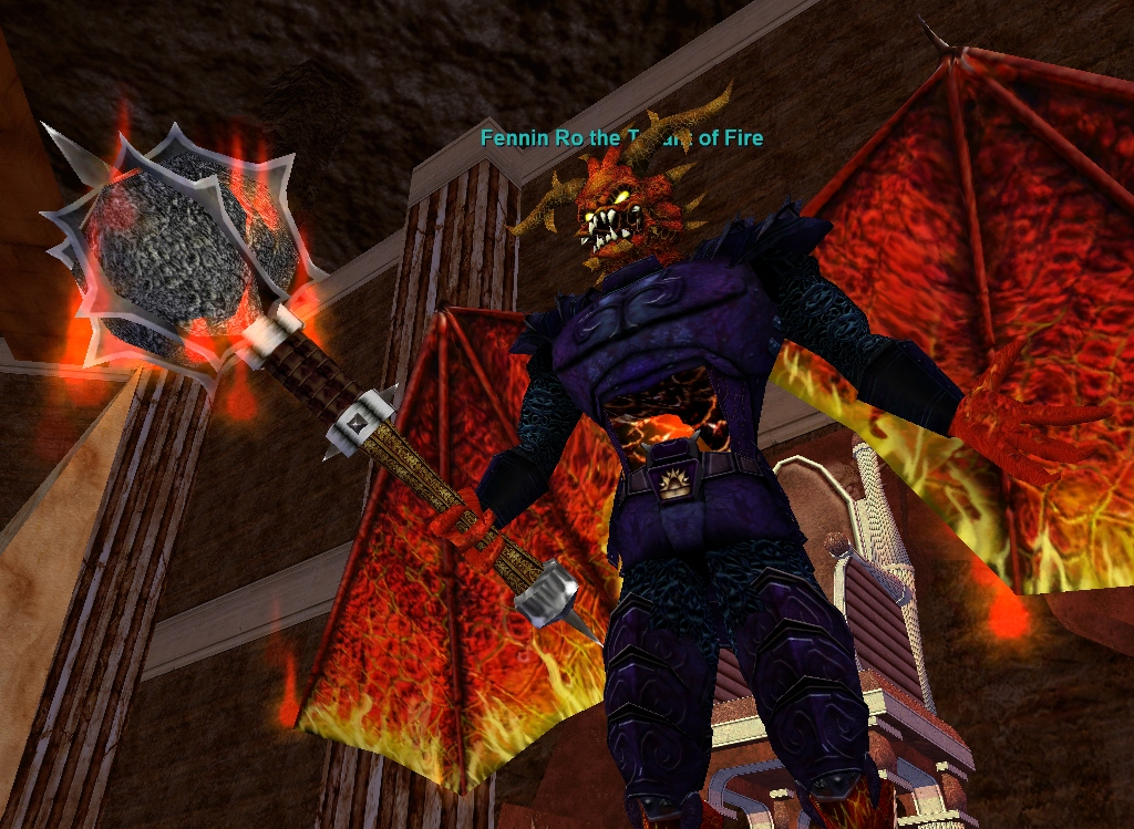 Doomfire, the Burning Lands :: Zones :: EverQuest :: ZAM
