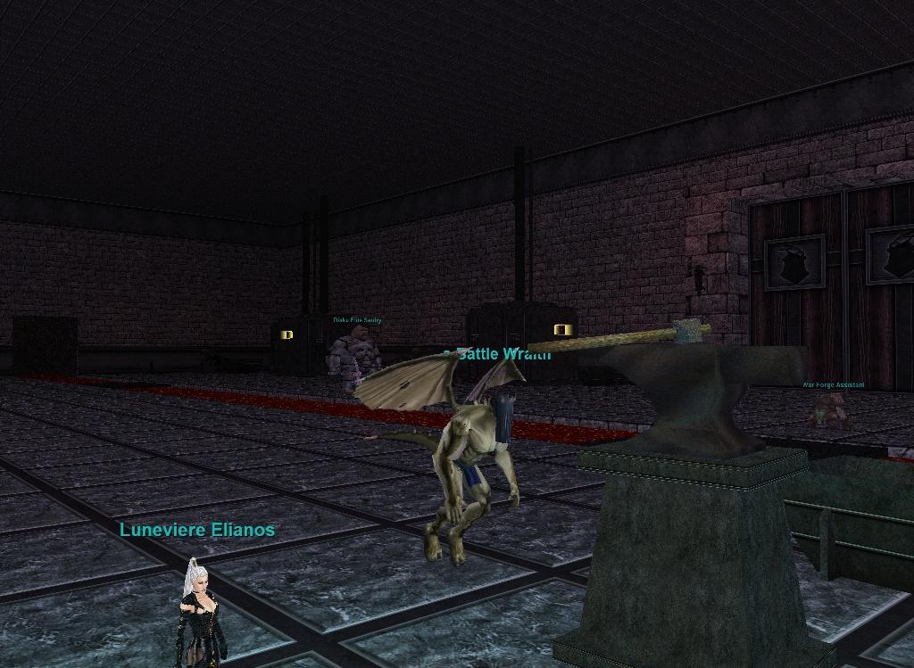 Drunder, Fortress of Zek (Plane of Tactics) :: Zones :: EverQuest :: ZAM