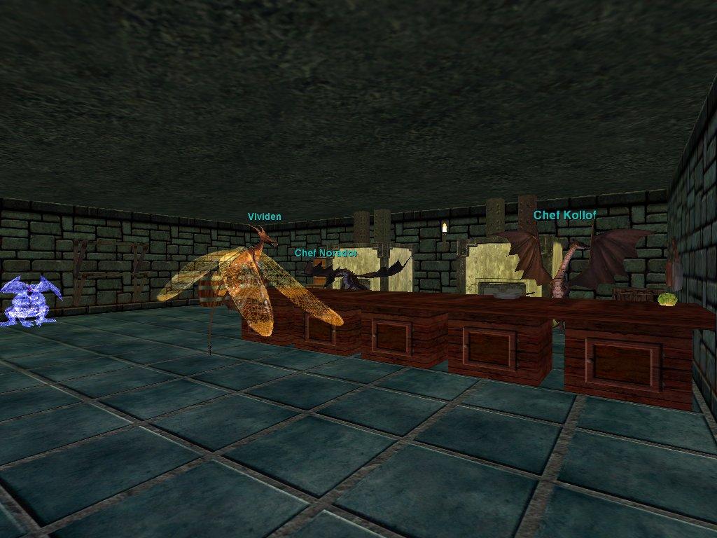 Skyshrine :: Zones :: EverQuest :: ZAM