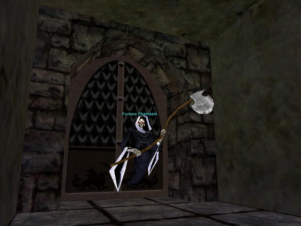 Kerafyrm's Lair (Sleeper's Tomb) :: Zones :: EverQuest :: ZAM