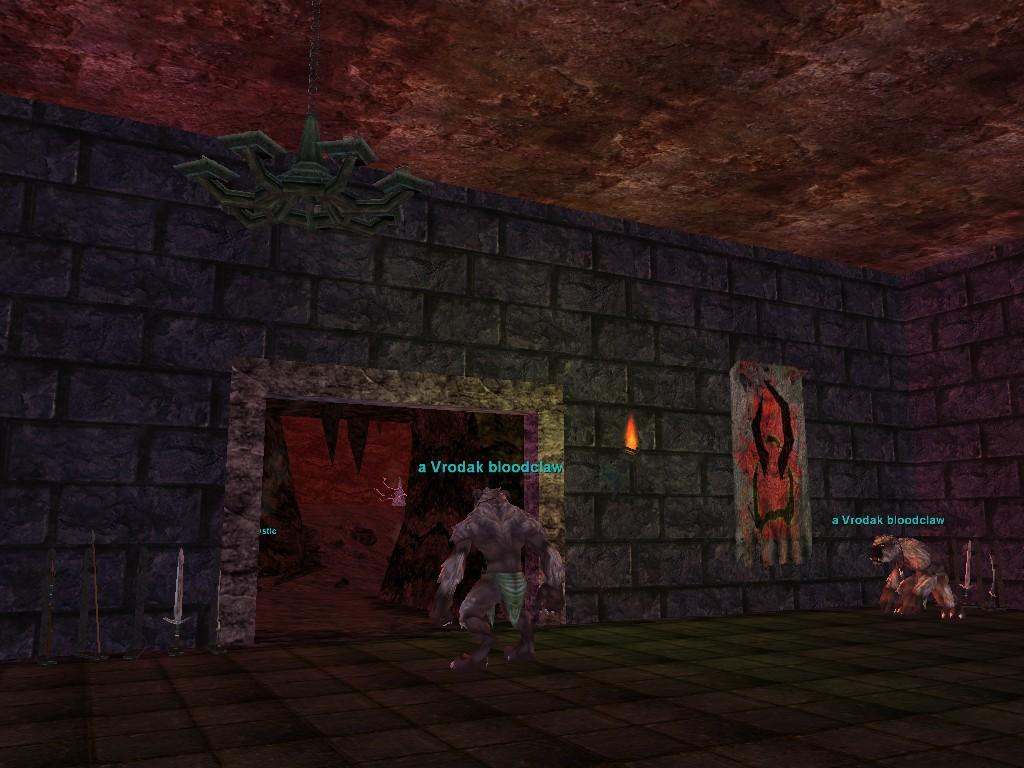 Caverns of Exile (Solusek C) :: Zones :: EverQuest :: ZAM