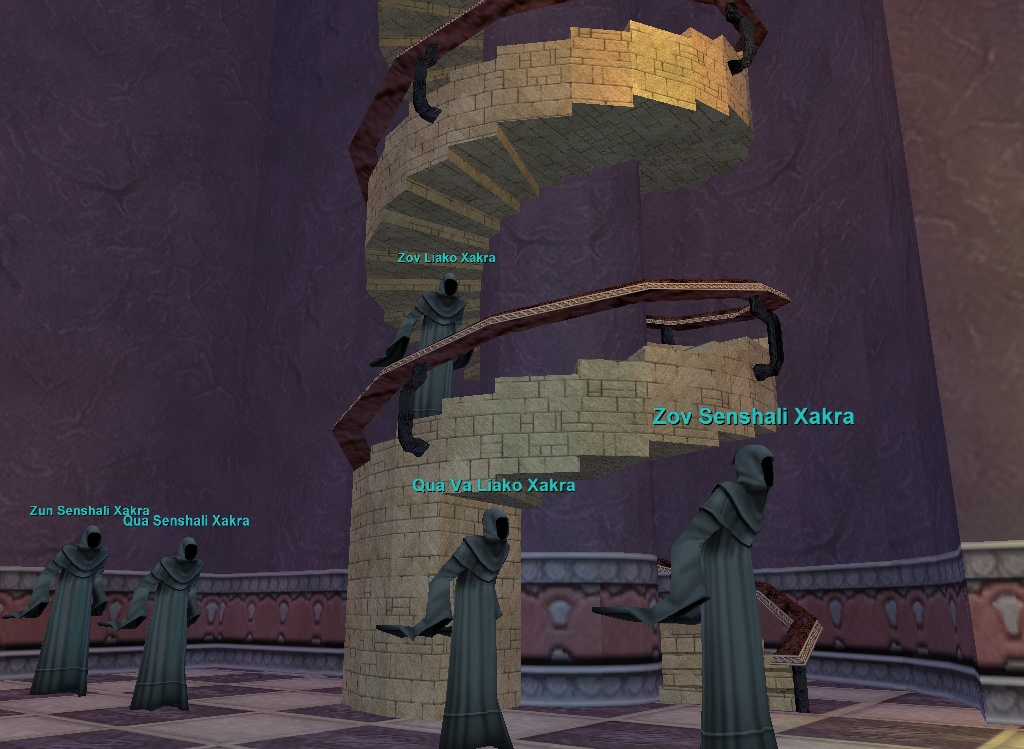 Vex Thal :: Zones :: EverQuest :: ZAM
