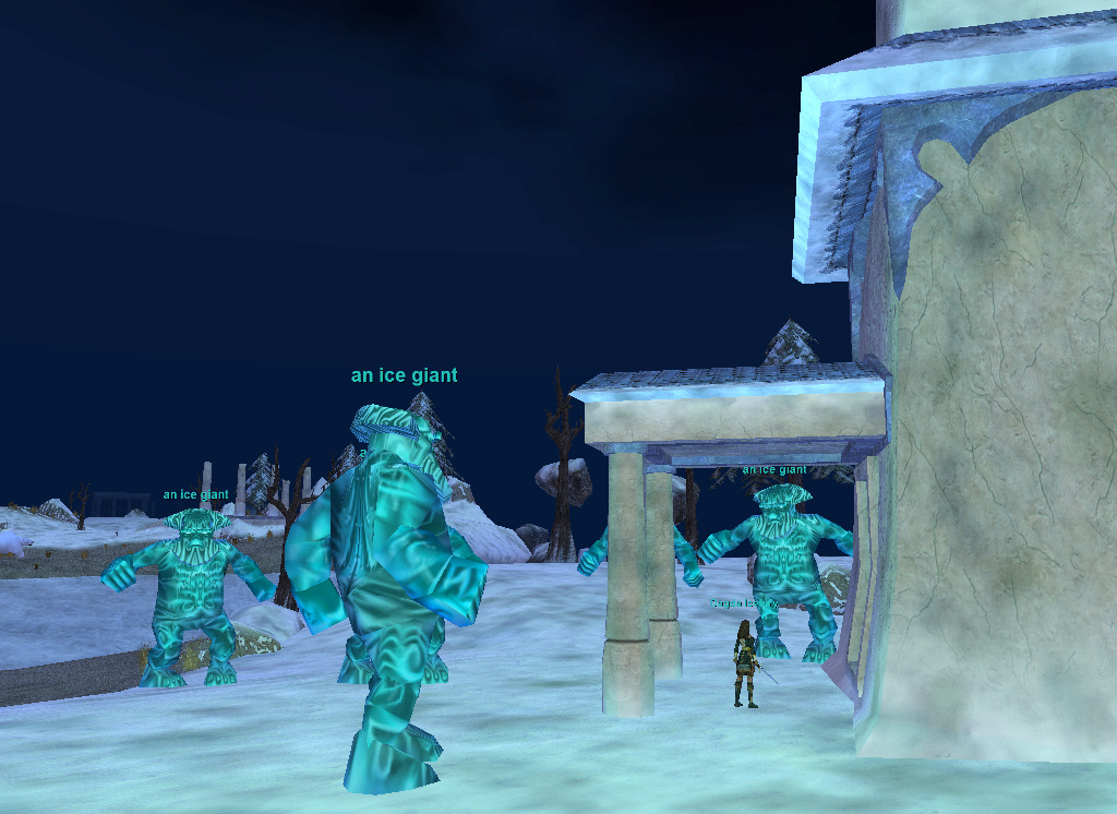 Al'Kabor's Nightmare: Catastrophic Power :: Zones :: EverQuest :: ZAM