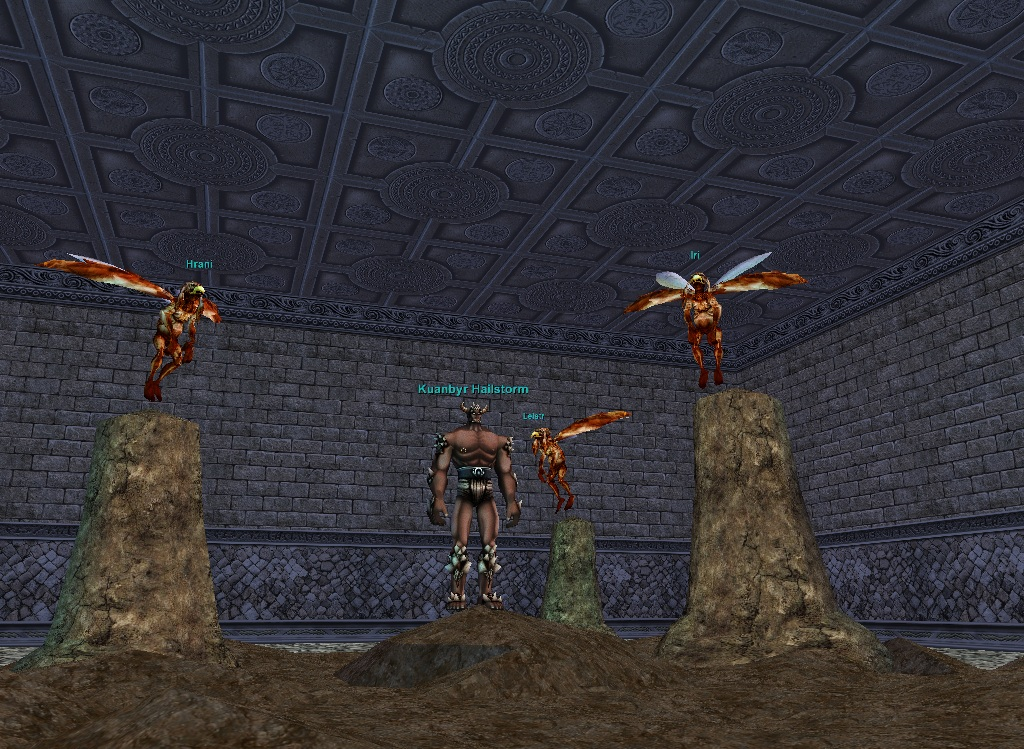 Torden, the Bastion of Thunder :: Zones :: EverQuest :: ZAM