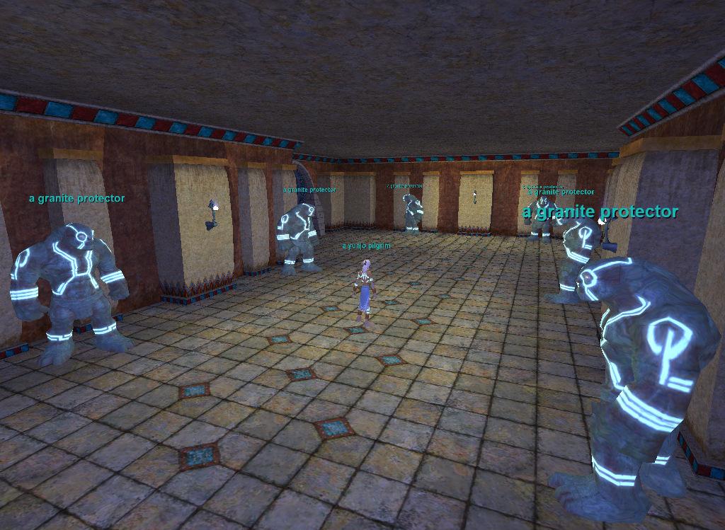 The Forgotten Halls :: Zones :: EverQuest :: ZAM