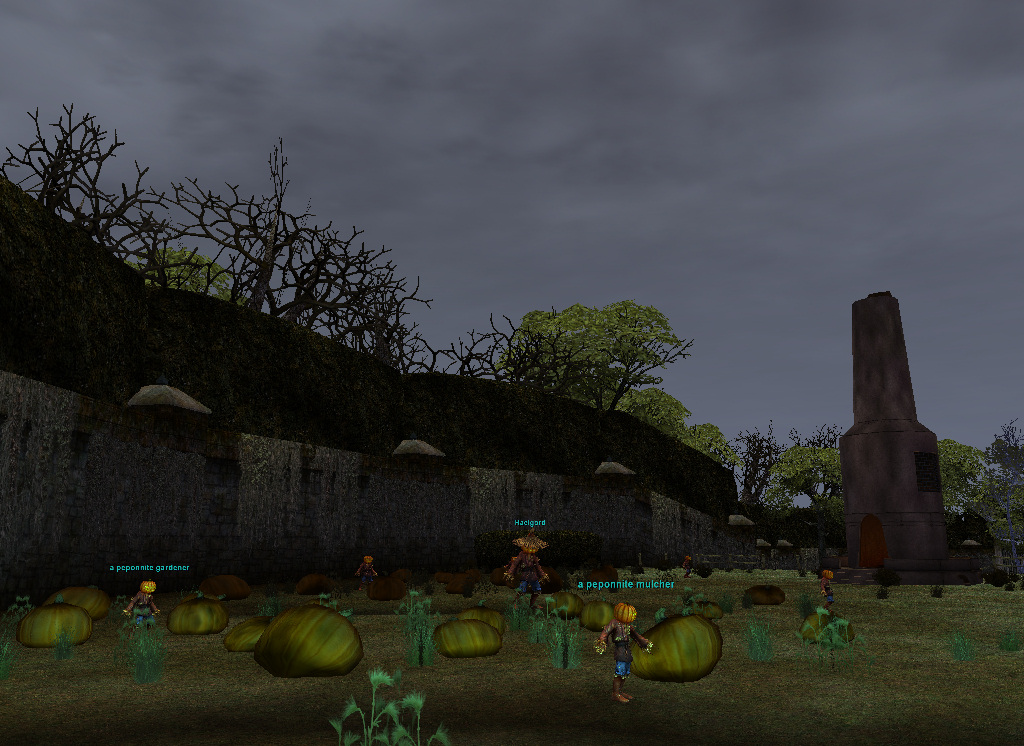 The Grounds The Roots Of Evil Zones Everquest Zam