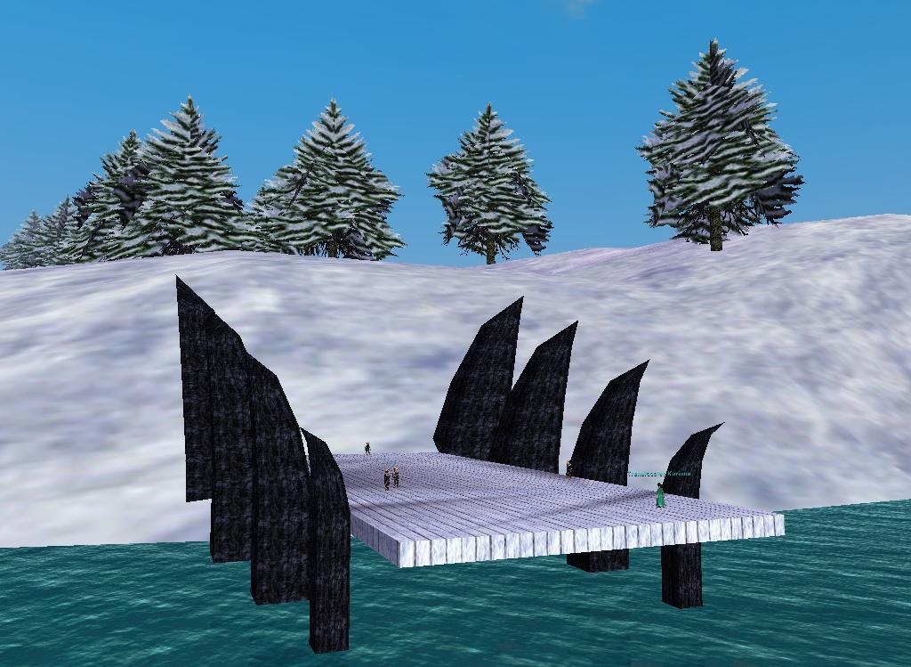 Iceclad Ocean :: Zones :: EverQuest :: ZAM