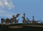 Clockwork Artillery