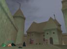 Inside the Sand Castle