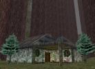 Outside the Druid House