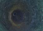 Inside the Alien Tunnels