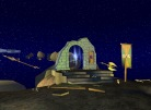 Portal to the Oceangreen Hills