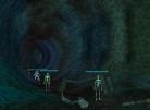 Passing Through the Caverns