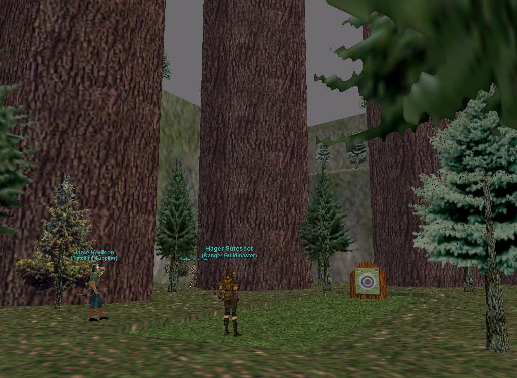 Surefall Glade :: Zones :: EverQuest :: ZAM