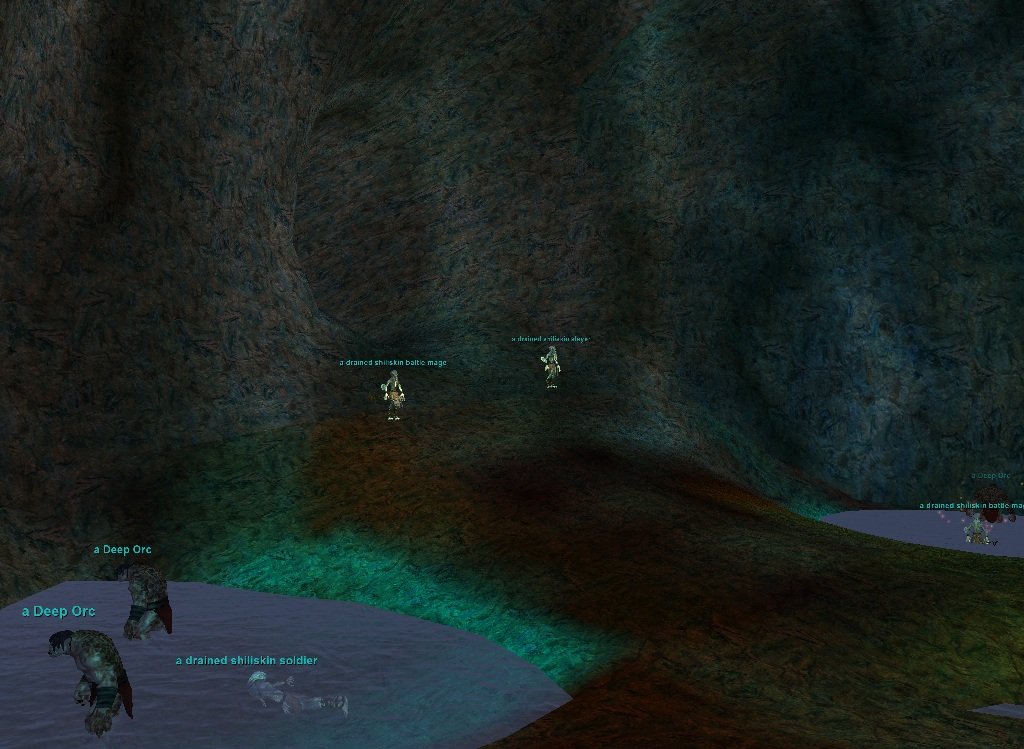 Lair of the Korlach: Learning the Power :: Zones :: EverQuest :: ZAM
