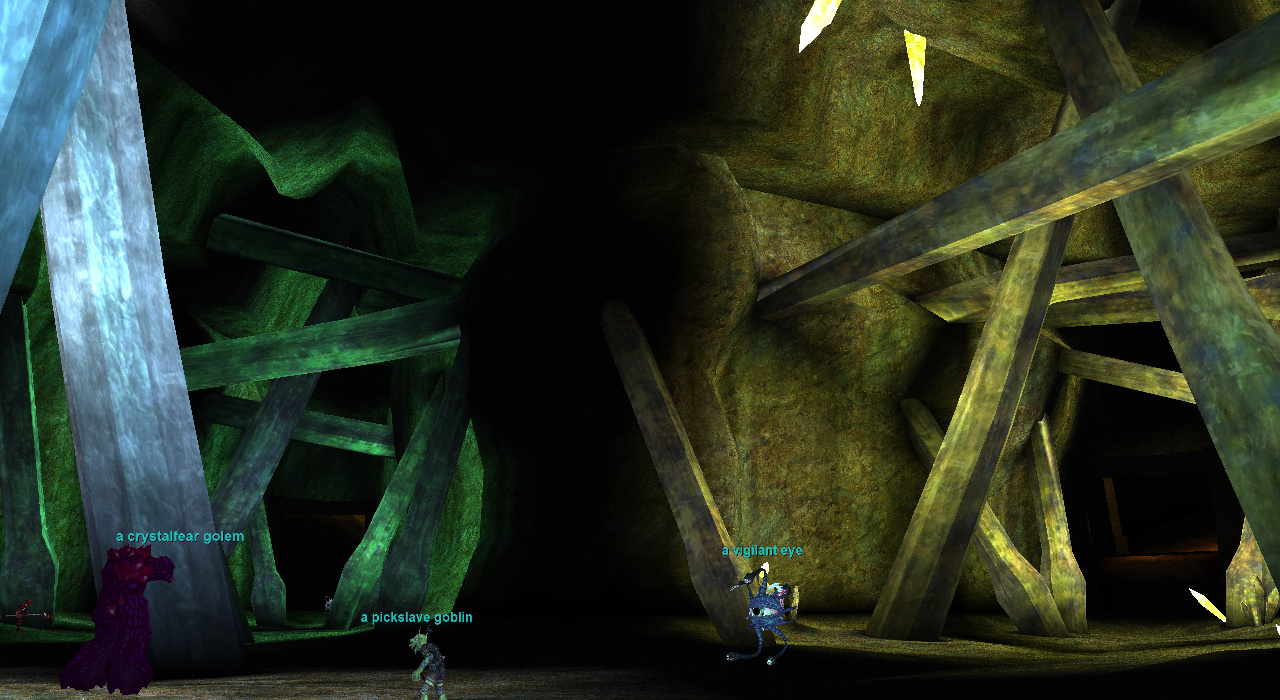 Valley of King Xorbb :: Zones :: EverQuest :: ZAM